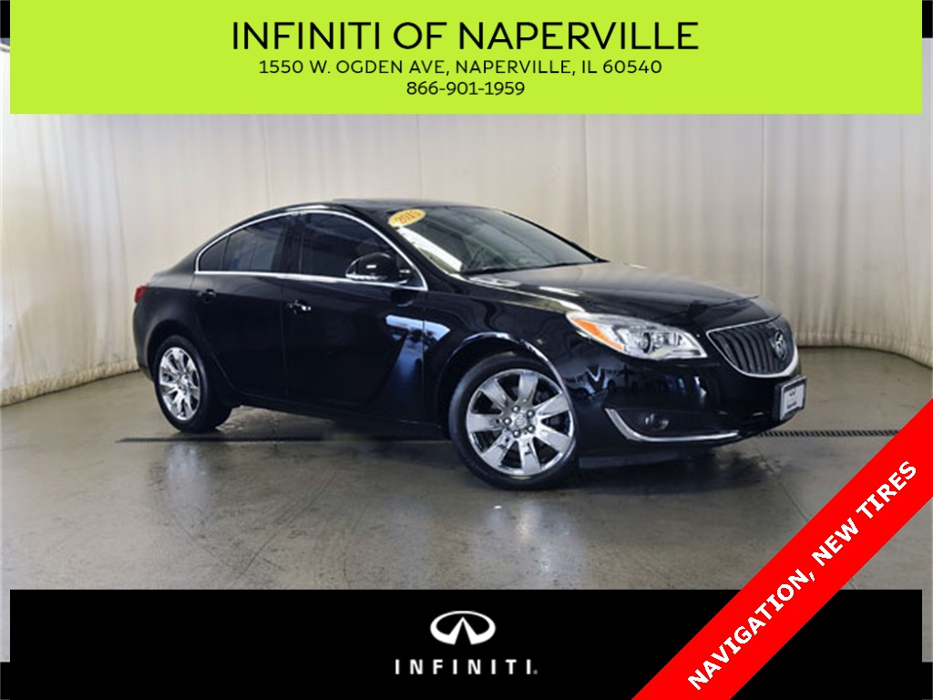 Pre-Owned 2015 Buick Regal Premium II
