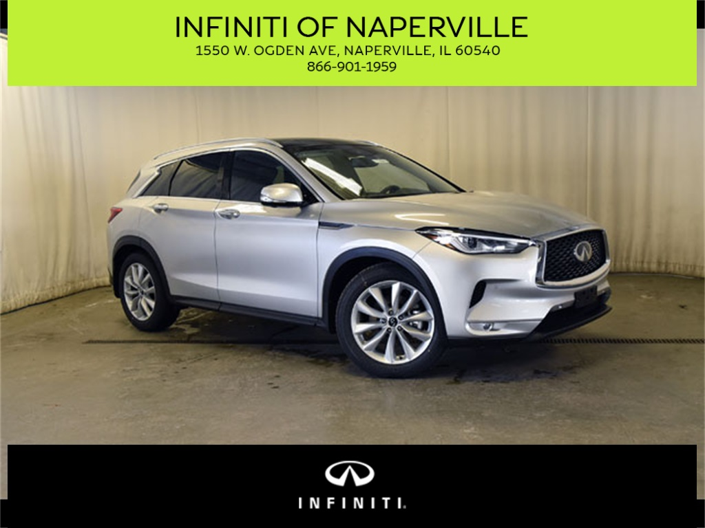 New 2019 INFINITI QX50 ESSENTIAL AWD AWD