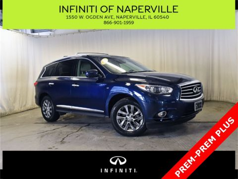 Certified Pre-Owned 2015 INFINITI QX60 PREM-PREM PLUS
