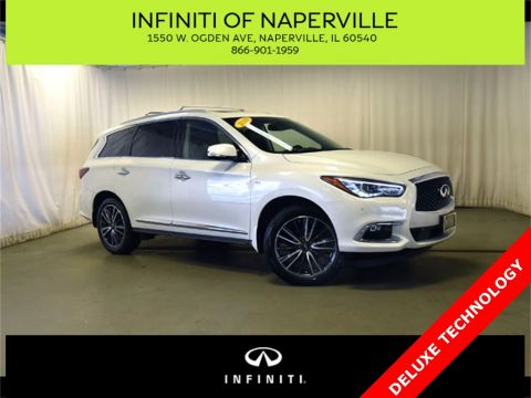 Certified Pre-Owned 2018 INFINITI QX60 DELUXE TECH