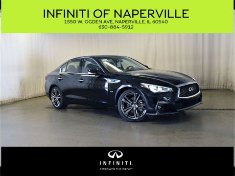 New 2019 INFINITI Q50 3.0t SIGNATURE EDITION AWD