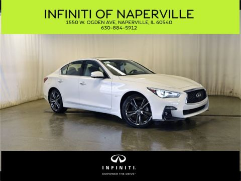 New INFINITI Q50 Sedan For Sale in Naperville | INFINITI of