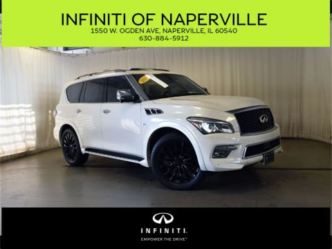 Certified Pre-Owned 2015 INFINITI QX80 Limited
