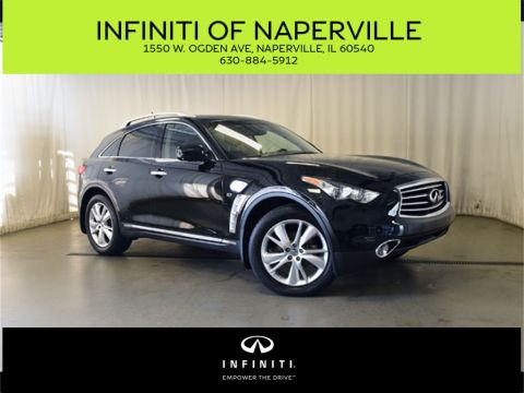 Certified Pre-Owned 2016 INFINITI QX70 TOURING