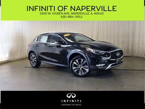 Certified Pre-Owned 2018 INFINITI QX30 ESSENTIAL